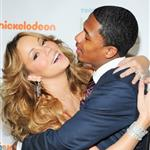 Mariah Carey and Nick Cannon at the Teen Nick Halo awards in DC 52020