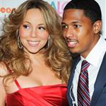 Mariah Carey and Nick Cannon at the Teen Nick Halo awards in DC 52025