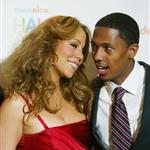 Mariah Carey and Nick Cannon at the Teen Nick Halo awards in DC 52026