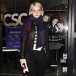 Carey Mulligan at opening night of Three Sisters 78278
