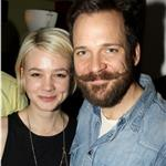 Carey Mulligan and Peter Sarsgaard at opening night of Three Sisters 78283