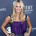 Carrie Underwood at ACMs 2011 82611