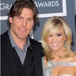 Carrie Underwood and Mike Fisher  76341