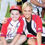 Carrie Underwood at City of Hope's 22nd annual Celebrity Softball Challenge during CMA Fest 117370