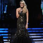 Carrie Underwood at the 54th Annual Grammy Awards  105628