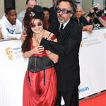 Helena Bonham Carter Tim Burton at the British Academy Television Awards in London 62733