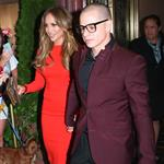 Jennifer Lopez and Casper Smart head out to celebrate her 43rd birthday 121626