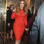 Jennifer Lopez and Casper Smart head out to celebrate her 43rd birthday 121631