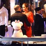 Jennifer Lopez and Casper Smart head out to celebrate her 43rd birthday 121632