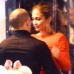 Jennifer Lopez and Casper Smart head out to celebrate her 43rd birthday 121641