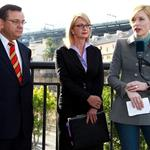 Cate Blanchett at Greening the Wharf media event in Sydney 64040