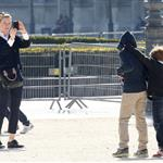 Cate Blanchett holiday in Paris with sons and husband Andrew Upton  110420