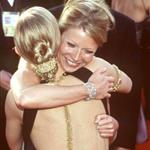 Cate Blanchett with Gwyneth Paltrow at the 72nd Annual Academy Awards, March 26, 2000 106208