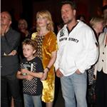 Cate Blanchett and Russell Crowe attend GenerationOne launch in Sydney 57158