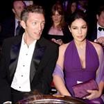 Monica Bellucci and Vincent Cassel at Cesar Awards 2009 34032