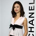 Olga Kurylenko at Chanel for Paris Fashion Week 34577