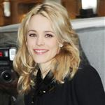 Rachel McAdams outside the the BBC Radio 1 studios in London  103331