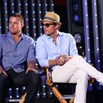 Channing Tatum and Matthew McConaughey at an MTV Sneak Peek screening of Magic Mike 116210