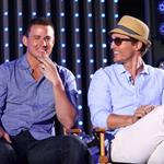 Channing Tatum and Matthew McConaughey at an MTV Sneak Peek screening of Magic Mike 116214