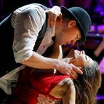 Channing Tatum and Jenna Dewan perform on stage at the Revlon concert for the Rainforest Fund at Carnegie Hall  110552