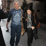 Channing Tatum and Jenna Dewan leave their New York City hotel 104888