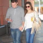 Channing Tatum and Jenna Dewan in Beverly Hills 108334