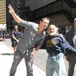 Channing Tatum promotes Magic Mike in NYC 119358