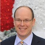 Prince Albert II of Monaco attends the 'Arbre de Noel' 2011 For Monaco Children 100641