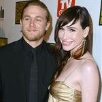 Charlie Hunnam and guest arrive at Broadcast Television Journalists Association Second Annual Critics' Choice Awards 120659