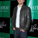 Charlie Hunnam hosts a party at Chateau in Vegas  85404