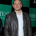 Charlie Hunnam hosts a party at Chateau in Vegas  85406