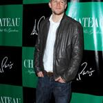 Charlie Hunnam hosts a party at Chateau in Vegas  85408