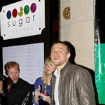 Charlie Hunnam hosts a party at Chateau in Vegas  85413