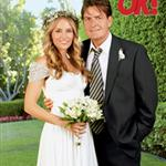 Charlie Sheen wedding photo OK Magazine 21105