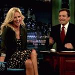 Charlize Theron on Fallon to promote The Burning Plain 47127
