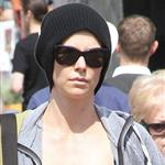 Charlize Theron leaves Pilates class 117002