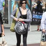 Charlize Theron leaves Pilates class 117007