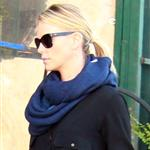 Charlize Theron goes grocery shopping in February 108869