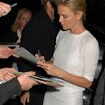 Charlize Theron at BAFTA's Life in Pictures at The Princess Ann Theatre 98350