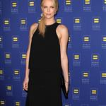 Charlize Theron at the Human Rights Campaign Los Angeles Gala 109229