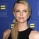 Charlize Theron at the Human Rights Campaign Los Angeles Gala 109231