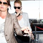 Charlize Theron arrives at LAX to catch a flight 115855