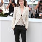 Charlotte Gainsbourg at photocall for The Tree in Cannes  61721