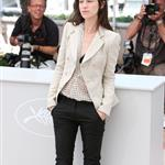 Charlotte Gainsbourg at photocall for The Tree in Cannes  61722