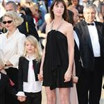 Charlotte Gainsbourg at Cannes closing 61726