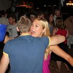 Chelsy Davy surrounded by boys on New Year's Eve in Zimbabwe 77381