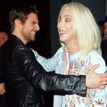 Cher tells Oprah Winfrey she and Tom Cruise could have had great romance 19935