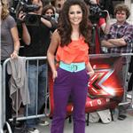 Cheryl Cole's X Factor audition debut ass style  84890