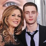 Chet Haze with his parents Tom Hanks and Rita Wilson at the Extremely Loud & Incredibly Close New York premiere  120231