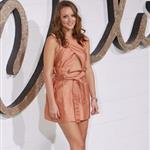 Leighton Meester at Chloe opening in LA 37535